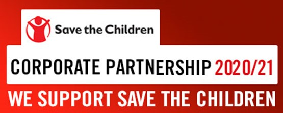 We support Save the Children